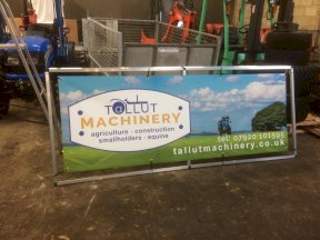 Tallut Machinery Banner